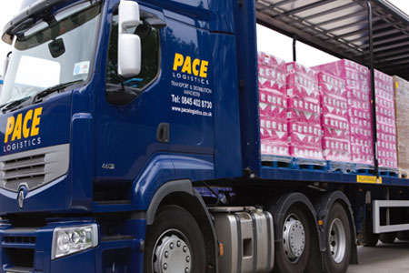 Pace Logistics Ireland Pallet Distribution Service